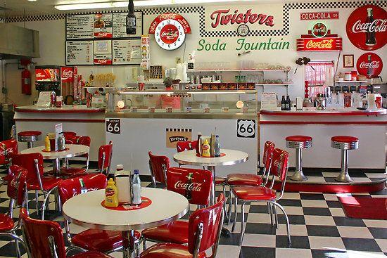 Williams Arizona And Twisters Soda Fountain Jason Moore
